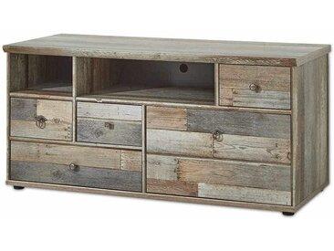 Innostyle Bonanza TV-Lowboard 130x52x61cm Driftwood