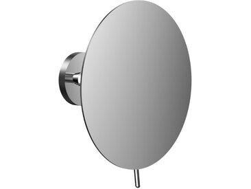 Wand-Kosmetikspiegel, Ø 190 mm, 3-fach