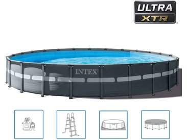 Intex Ultra XTR Frame Pool-Set Rund 732 x 132 cm 26340GN