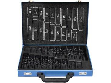 vidaXL Bohrer HSS-R 170-teiliges Bohrer Set