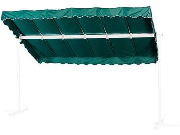 Grasekamp Ersatzdach Standmarkise Dubai Grün