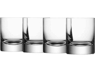 LSA Whiskyglas Bar klar 4er Set