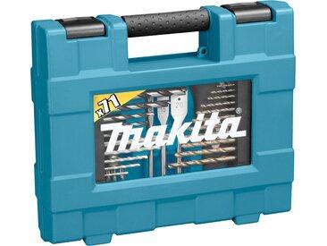 Makita Bohrer- & Bit-Satz Bohrer-Bit-Set 71-teilig