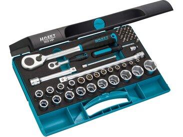 """Hazet 953HP Werkzeug-Set Steckschlüssel-Satz 1/4"""" und 1/2"""""""