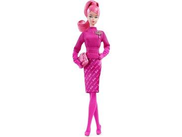Mattel Barbie Fashionistas Puppe Im Gestreiften Kleid