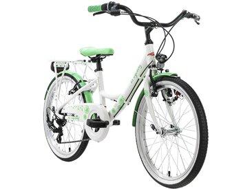 KS Cycling Kinderfahrrad 20'' Dandelion Alu Rahmen