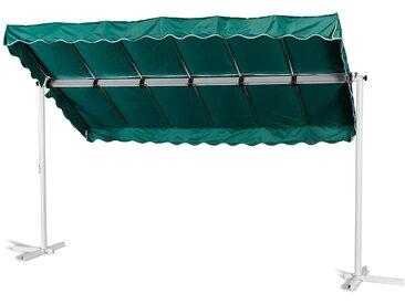 Grasekamp Standmarkise Dubai Grün 375 x 225 cm