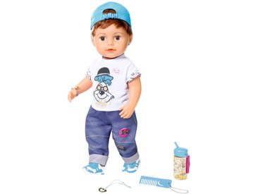 Zapf Creation Puppe Baby born® Soft Touch Brother