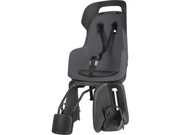 bobike Fahrrad-Sicherheitssitz GO® EXCLUSIVE inkl. 1P-Bügel für gepäckträgerlose Fahrräder Macaron G