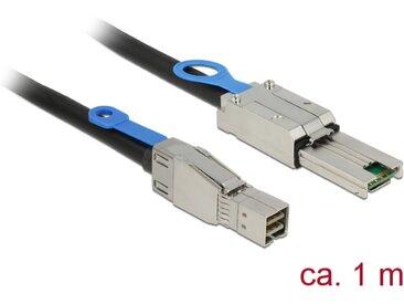 DeLOCK Adapterkabel Mini SAS HD SFF-8644 > Mini SAS SFF-8088