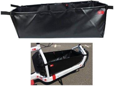 FAHRER Ladeflächentasche Bowl für Bullitt Cargobikes, schwarz (1 Stück)
