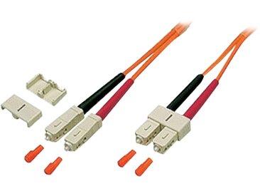 Good Connections Kabel LWL Kabel SC-SC Multi OM1