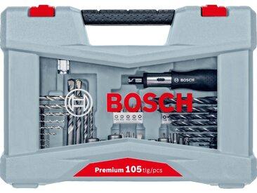 Bosch Premium X-Line Bohrer- /Schrauber-Set, 105-teilig