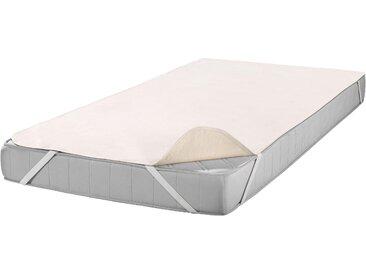 Matratzenauflage »Molton Spann«, SETEX, Baumwolle, auch im 2-tlg. oder 4-tlg. Set, weiß, 180 cm x 200 cm