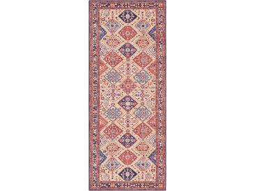 Läufer »Afghan Kelim«, ELLE Decor, rechteckig, Höhe 5 mm, Orient-Optik, rot