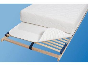 Topper »Noppenunterlage«, SETEX, Kunstfaser, weiß, 160 cm x 200 cm