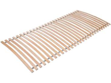 Rollrost, »Basic Comfort«, Jekatex, 28 Leisten, Kopfteil nicht verstellbar, Belastbar bis 150 kg, 90 cm x 200 cm x 4 cm