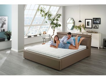 Komfortschaummatratzen »Nightstyle«, BeCo EXCLUSIV, 14 cm hoch, Raumgewicht: 28, Doppelbett-Matratze zum Einzelpreis, 140 cm x 200 cm x 14 cm