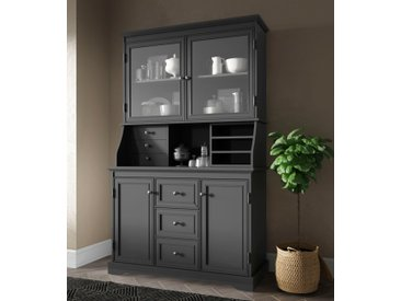 Home affaire Buffet »Bigge« 122 cm breit, grau