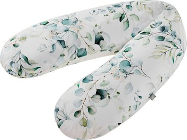 Rotho Babydesign Stillkissen »Stillkissen Mulit Natural Leaves«, 1-tlg., bunt
