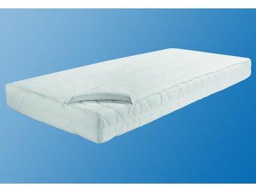 Matratzenauflage »Dormisette Protect & Care Molton-Matratzenauflage«, Dormisette Protect & Care, Baumwolle, weiß, 90 cm x 200 cm