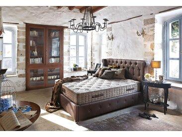 Bonnellfederkernmatratzen »Majestät Luxus«, Yatas, 30 cm hoch, Für Liebhaber von festen Matratzen, 100 cm x 200 cm x 30 cm