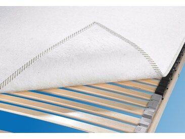 Matratzenschoner »Hendrik«, Breckle, Materialmix, diverse Größen, weiß, 90 cm x 200 cm