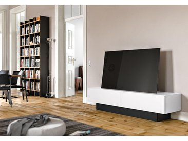 SPECTRAL Lowboard »BRS«, wahlweise mit TV-Halterung, Breite 200 cm, weiß