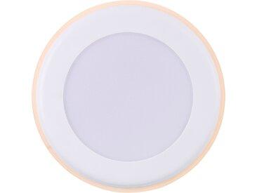 Nordlux LED Einbaustrahler »2er Set Elkton 14«, Einbauleuchte mit integriertem Dimmer, weiß