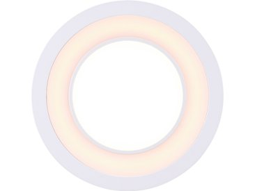 Nordlux LED Einbaustrahler »2er Set Clyde 15«, Einbauleuchte mit integriertem Dimmer, weiß