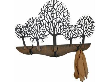 Home affaire Garderobenpaneel »Wald«, braun