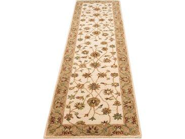 Läufer »Sahil«, DELAVITA, rechteckig, Höhe 14 mm, Teppich-Läufer, Orient-Optik, beige