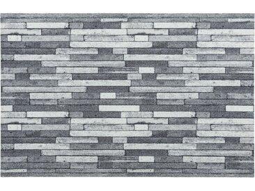 Fußmatte »Lavandou 1400«, ASTRA, rechteckig, Höhe 7 mm, Fussabstreifer, Fussabtreter, Schmutzfangläufer, Schmutzfangmatte, Schmutzfangteppich, Schmutzmatte, Türmatte, Türvorleger, In -und Outdoor geeignet, grau, 70 cm x 110 cm x 7 mm