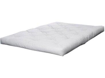 Futonmatratze, Karup Design, 15 cm hoch, weiß, 120 cm x 200 cm x 15 cm