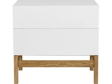 Woodman Barschrank »Delian« Breite 75 cm, weiß