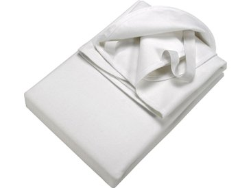 Matratzenauflage »PU-Sandwich«, SETEX, Polyurethan-Membran, weiß, 100 cm x 200 cm