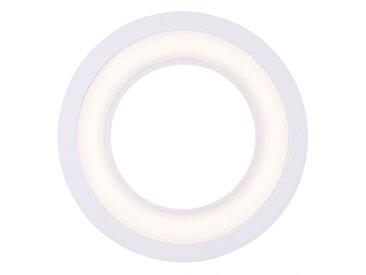 Nordlux LED Einbaustrahler »2er Set Clyde 15 4000k«, Einbauleuchte mit integriertem Dimmer, weiß