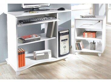 Maja Möbel Schreibtisch, weiß