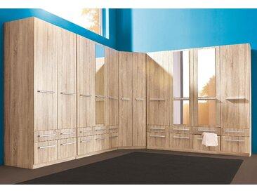 priess Eckkleiderschrank »Barcelona«, beige, 78 cm x 193 cm x 78 cm
