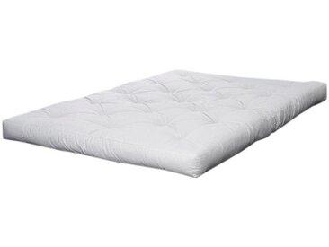 Futonmatratze, Karup Design, 15 cm hoch, weiß, 180 cm x 200 cm x 15 cm