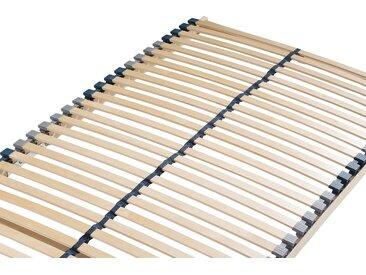 Lattenrost, »Super Fix«, BeCo EXCLUSIV, 28 Leisten, Kopfteil nicht verstellbar, Fußteil nicht verstellbar, 7-Zonen Lattenrost zerlegt im Karton, 90 cm x 200 cm x 7,5 cm