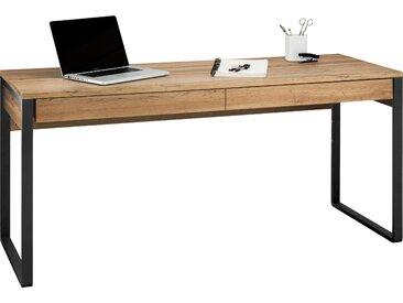 Places of Style Schreibtisch »Moid«, Breite 160 cm, beige