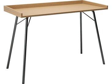 Woodman Schreibtisch »Rayburn«, im schlichten skandinavischen Design, beige