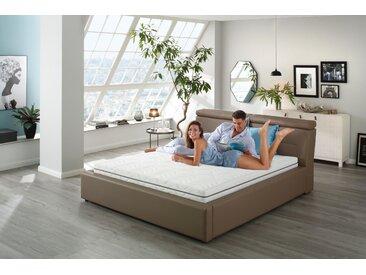 Komfortschaummatratzen »Nightstyle«, BeCo EXCLUSIV, 14 cm hoch, Raumgewicht: 28, Doppelbett-Matratze zum Einzelpreis, 160 cm x 200 cm x 14 cm