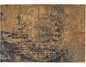 Flachgewebe  Antique - blau - Synthethische Fasern - 160 cm - Sconto