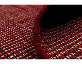 morgenland Wollteppich Kelim Teppich Arvin, rechteckig, 10 mm Höhe, Kurzflor B/L: 140 cm x 200 cm, 1 St. rot Schurwollteppiche Naturteppiche Teppiche