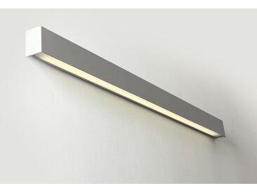 Wandlampe LINE WALL LED L – Silber