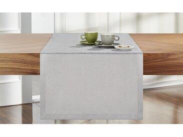 como Tischläufer  Daily - silber - 100% Polyester - 40 cm - Möbel-Kraft