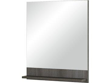uno Bad-Spiegel  Oasis - grau - Möbel-Kraft