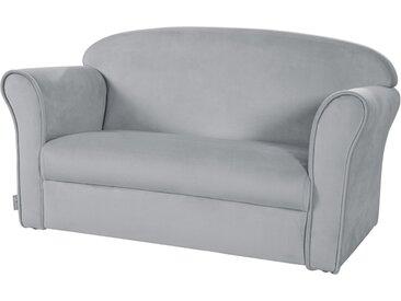 Roba Kindersofa - grau - 78 cm - 43 cm - 39 cm - Möbel-Kraft